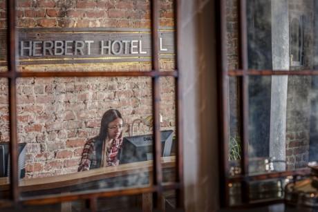 The Herbert Hotel - Front Desk